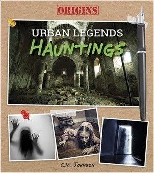Cover: Hauntings