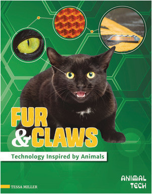 Cover: Fur & Claws: Technology Inspired by Animals