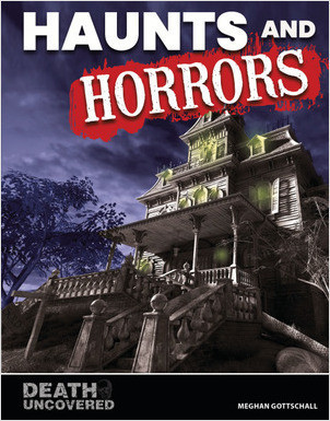 Cover: Haunts and Horrors