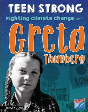 Cover: Fighting Climate Change with Greta Thunberg