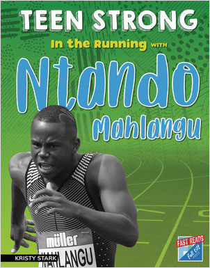 Cover: In the Running with Ntando Mahlangu