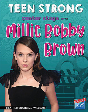 Cover: Center Stage with Millie Bobby Brown