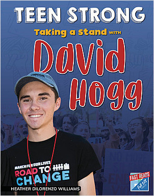 Cover: Taking a Stand with David Hogg