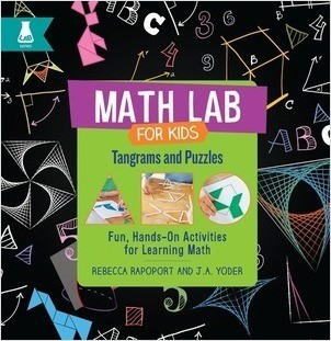 Cover: Tangrams and Puzzles: Fun, Hands-On Activities for Learning Math