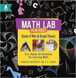 Cover: Game of Nim and Graph Theory: Fun, Hands-On Activities for Learning Math