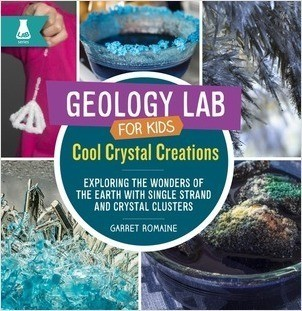 Cover: Geology Lab for Kids — Library Bound Set