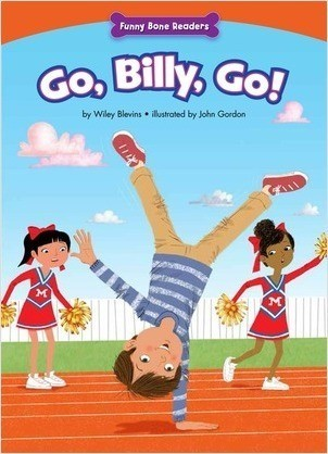 Cover: Go, Billy, Go!: Being Yourself