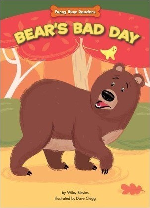 Cover: Bear's Bad Day: Bullies Can Change