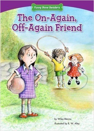 Cover: The On-Again, Off-Again Friend: Standing Up for Friends