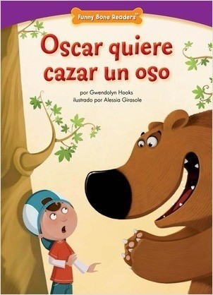 Cover: Oscar quiere cazar un oso (Bobby's Big Bear Hunt): Safety: Buddy System