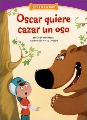 Cover: Oscar quiere cazar un oso (Bobby's Big Bear Hunt): Safety: Buddy System