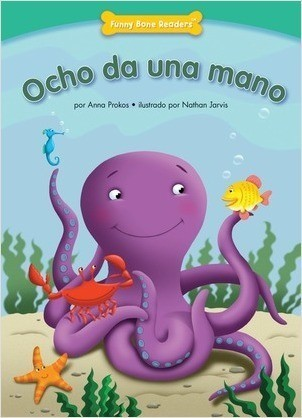 Cover: Ocho da una mano (Helping Hands): Being Kind
