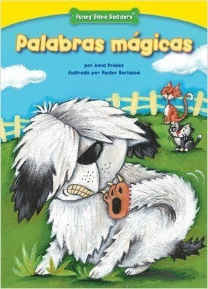 Cover: Palabras mágicas (The Magic Words): Showing Respect