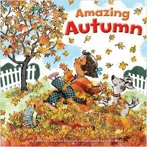 Cover: Amazing Autumn