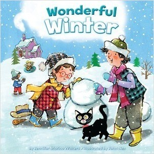Cover: Wonderful Winter
