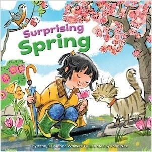 Cover: Surprising Spring
