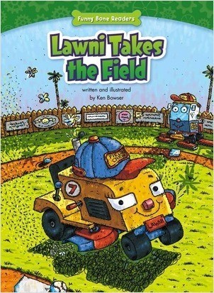 Cover: Lawni Takes the Field: Teamwork