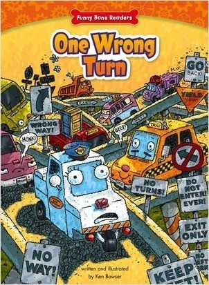 Cover: One Wrong Turn: Helping Those in Need