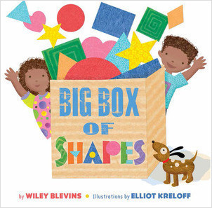 Cover: Big Box of Shapes