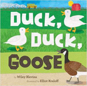 Cover: Duck, Duck, Goose