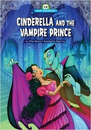 Cover: Cinderella and the Vampire Prince