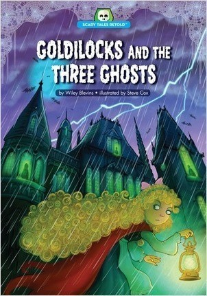 Cover: Goldilocks and the Three Ghosts
