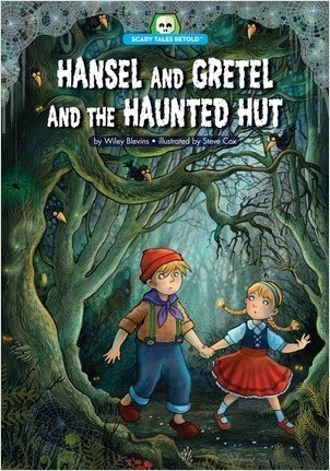 Cover: Hansel and Gretel and the Haunted Hut