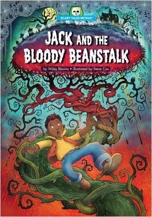 Cover: Jack and the Bloody Beanstalk