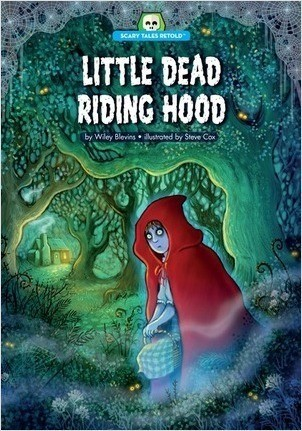 Cover: Little Dead Riding Hood