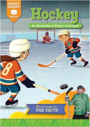 Cover: Hockey: An Introduction to Being a Good Sport