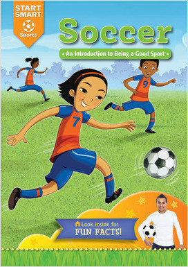 Cover: Soccer: An Introduction to Being a Good Sport