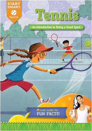 Cover: Tennis: An Introduction to Being a Good Sport
