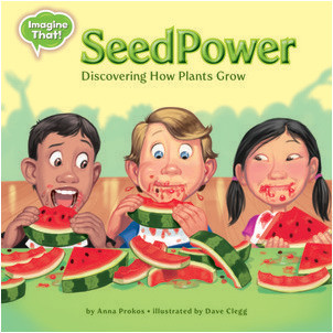 Cover: Seed Power: Discovering How Plants Grow