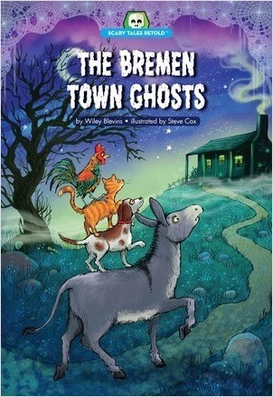 Cover: The Bremen Town Ghosts