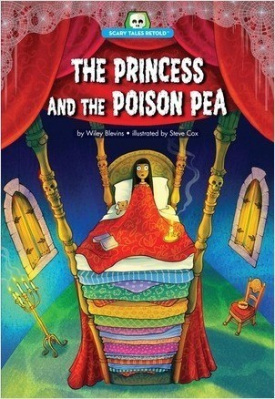 Cover: The Princess and the Poison Pea