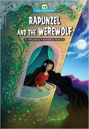 Cover: Rapunzel and the Werewolf