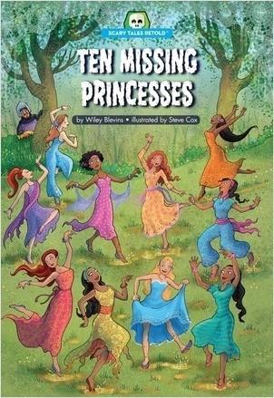 Cover: Ten Missing Princesses