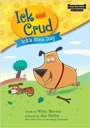 Cover: Funny Bone Books ™ First Chapters — Ick and Crud — eBook Set