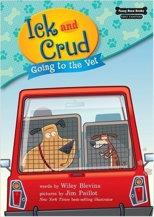 Cover: Going to the Vet (Book 3)