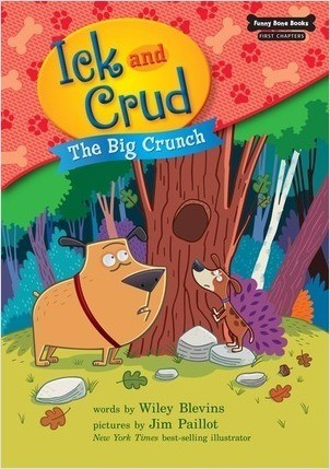 Cover: The Big Crunch (Book 4)
