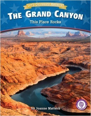 Cover: The Grand Canyon: This Place Rocks