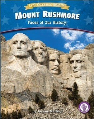 Cover: Mount Rushmore: Faces of Our History
