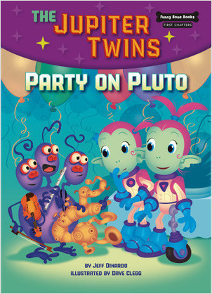 Cover: Party on Pluto (Book 4)