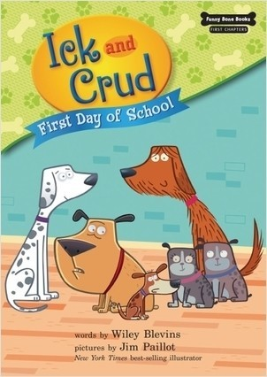Cover: First Day of School (Book 5)