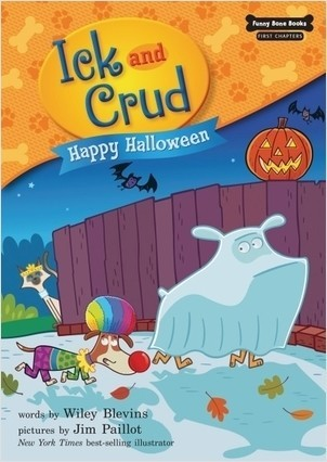 Cover: Happy Halloween (Book 6)