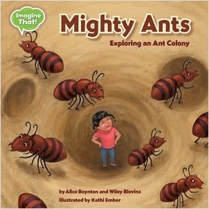 Cover: Mighty Ants: Exploring an Ant Colony