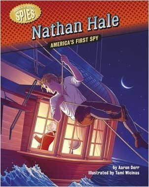 Cover: Nathan Hale: America's First Spy