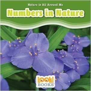Cover: Nature Is All Around Me (LOOK! Books ™) — Library Bound Set