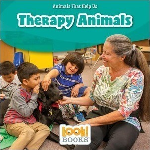 Cover: Animals That Help Us (LOOK! Books ™) — eBook Set