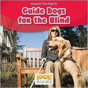 Cover: Guide Dogs for the Blind